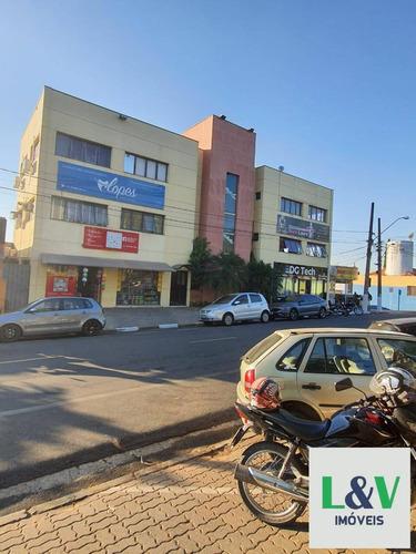 Imagem 1 de 9 de Sala Comercial Para Locação - 1706