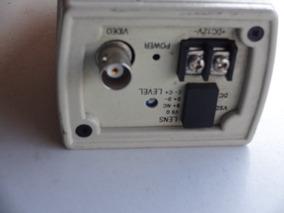 Camera De Segurança Lg Mod: Gc-405nb-l 12v Kit C/ 3 Unid