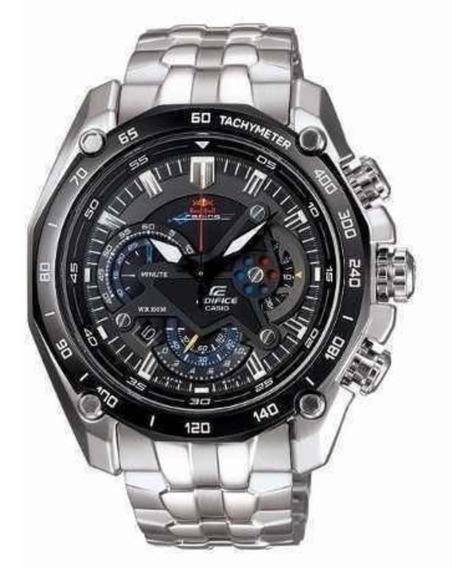Relógio Casio Red Bull Edifice Ef-550rbsp Novo Lacrado