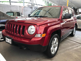 Jeep Patriot Sport Aut 2014