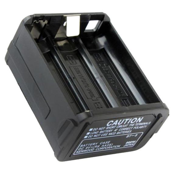 Caixa Caso Pacote Bateria Rádio 6aa Para Kenwood Th -28a Th
