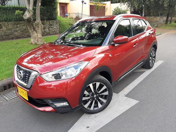 Nissan Kicks Advance At 160