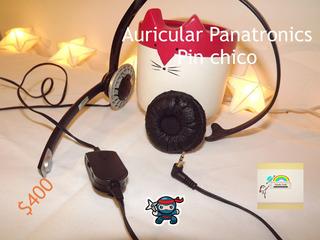 Auricular Plantronics - Vincha Cabezal Headset Plug 2.5