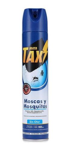 Imagen 1 de 3 de Insecticida En Aerosol Tax Júpiter