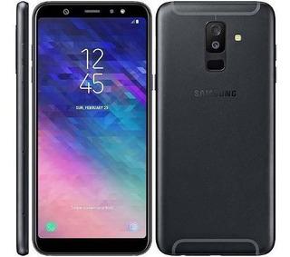Celular Samsung Galaxy A6 32gb Black + 64gb Clase U3