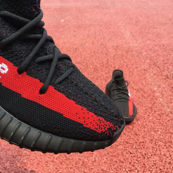 Zapatos adidas Yeezy 350 Boost Supreme Black (bajo P
