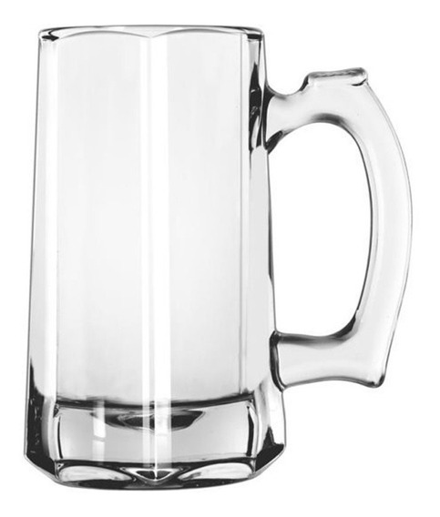 Caneca De Cerveja 0ºc Stein 355ml
