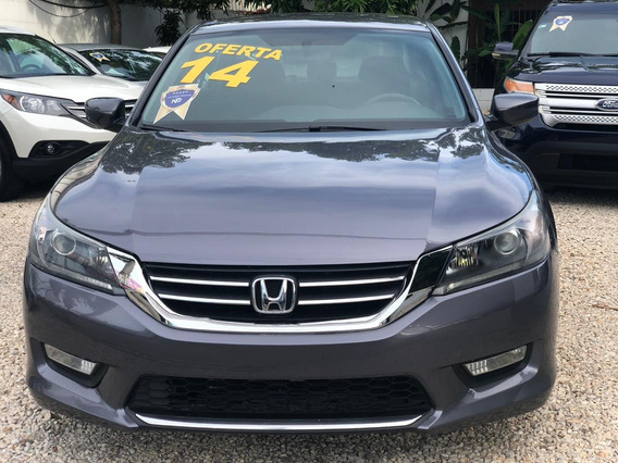 Honda Accord 2014 Clean Car Fax