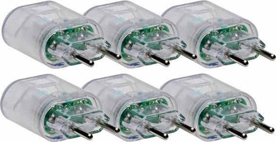 Kit Dispositivo De Proteção Iclamper Pocket P3 10a 6 Und.