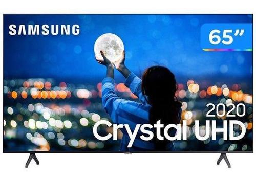 Smart Tv Crystal Uhd 4k Led 65   Bluetooth Samsung  65tu7000
