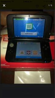 Nintendo 3ds Xl Rojo Como Nuevo
