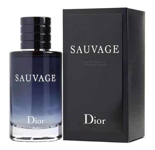 Christian Dior Eau Sauvage Importado For Men X 200 Ml