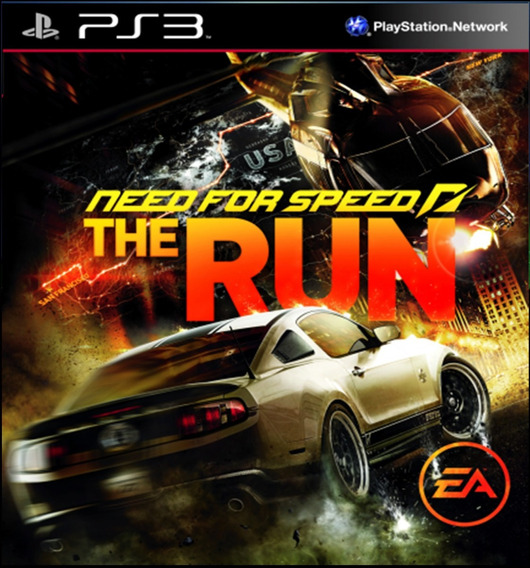 Need For Speed The Rum Carros Corrrida Ps3 Digital Promoção