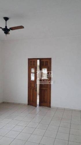 Imagem 1 de 13 de Casa Com 3 Dormitórios Para Alugar, 134 M² Por R$ 2.200,00/mês - Vila Seixas - Ribeirão Preto/sp - Ca1691