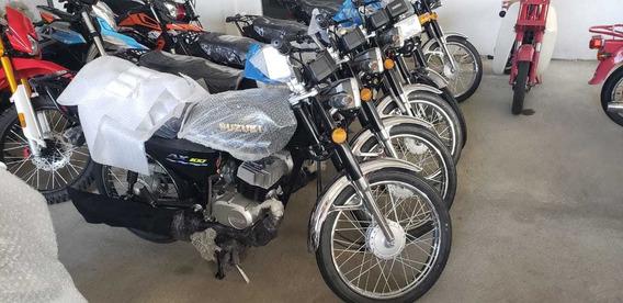 Sin Inicial Suzuki Ax 100