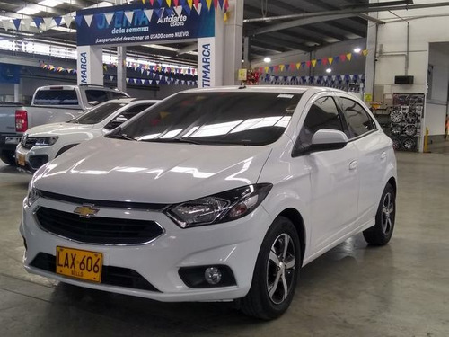 Chevrolet Onix Ltz Mcm Hb