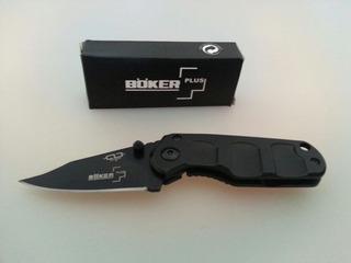 Faca Canivete Boker Plus De Bolso Em Aço Inoxidável-bk-02