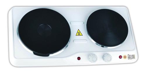 Anafe Eléctrico 2 Hornallas 2100w Cocina Calentador