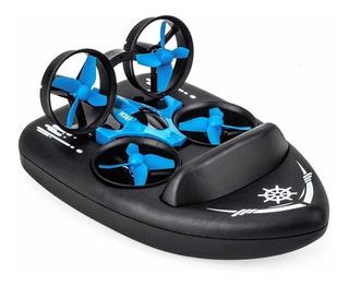 Drone JJRC H36F negro/azul