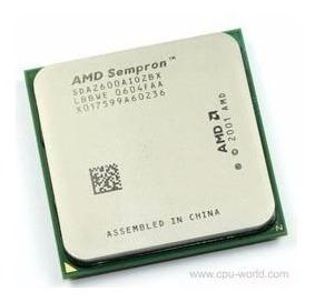 Processador Amd Sempron 2600 Socket 754