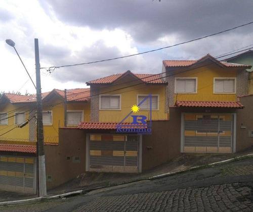 Imagem 1 de 28 de Sobrado Novo Na Vila Dalila - So1458