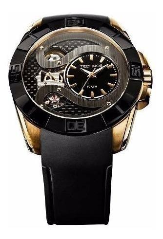 Relógio Technos Masculino Lendas Do Podium 2039ar/8p