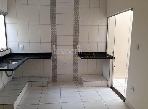 Imagem 1 de 9 de Casa Padrão Em Franca - Sp - Ca0261_rncr