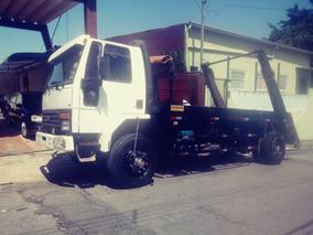 Caminhão Poliguindaste Ford Cargo 1622 Poli Duplo