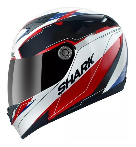 Capacete Motociclista Shark S700 Lab Original
