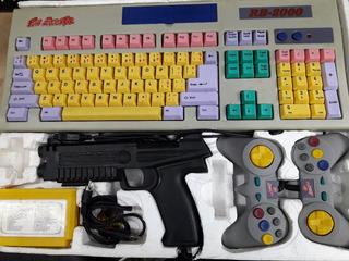 Consola Videojuegos Teclado Fun Educator Rb-2000