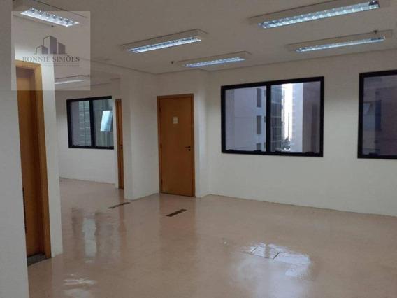 Sala, Vila Olímpia, 74 M² - Venda E Aluguel - São Paulo/sp - Sa0449