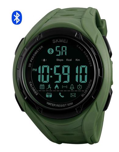Reloj Deportivo Bluetooth Smart Digital Skmei 1316 Podómetro