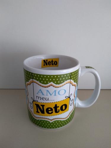 Imagem 1 de 2 de Caneca Neto