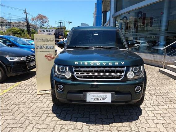 Land Rover Discovery 4 Discovery Se 3.0 Sdv6 4x4