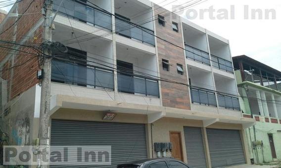 Apartamento Para Temporada Em Arraial Do Cabo, Canaã, 1 Dormitório, 1 Banheiro - 9060 A_2-659931