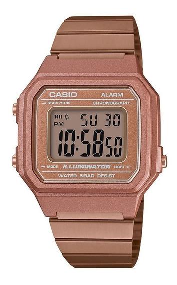 Reloj Casio Vintage B650wc5a Original Unisex E-watch