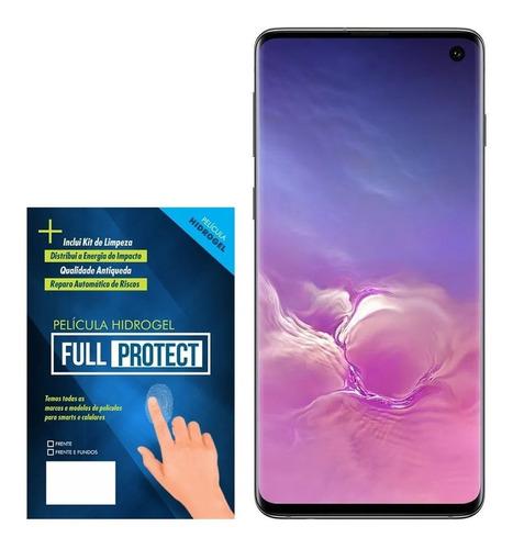 Imagem 1 de 6 de Película Hidrogel Anti Impacto Samsung Galaxy S10