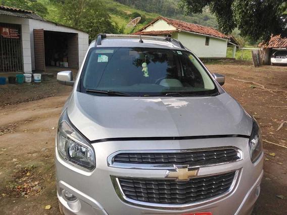 Chevrolet Spin 7 Passageiros 2016/2016 Com Gnv Autorizado