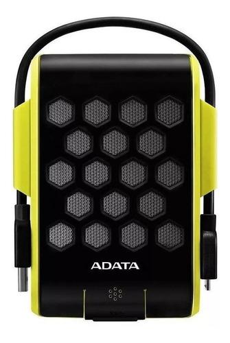 Imagen 1 de 3 de Disco duro externo Adata AHD720-1TU3 1TB verde