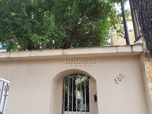 Casa Com 3 Dormitórios À Venda Por R$ 1.200.000 - Santa Maria - Santo André/sp - Ca0275