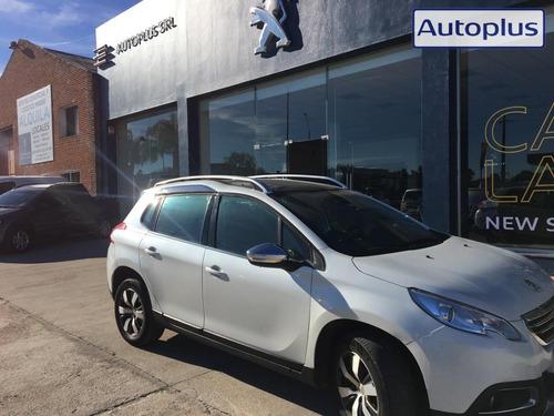 Peugeot 2008 Griff 1.6 2017 Muy Buen Estado!