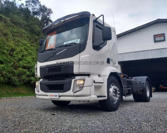 Volvo Vm 330 4x2 (e5) Leito Branco 2014 - Otimas Unidades **