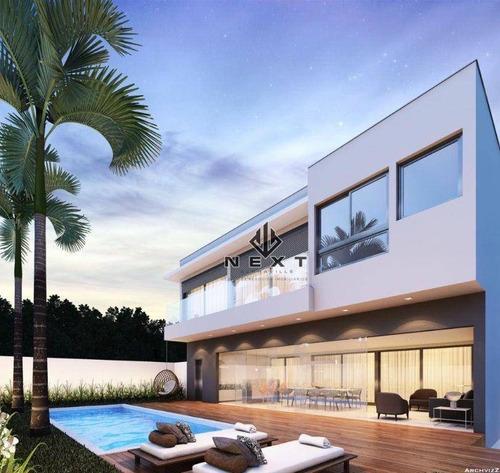 Imagem 1 de 2 de Casa Com 4 Dormitórios À Venda, 579 M² Por R$ 6.800.000 - Tamboré 10 - Santana De Parnaíba/sp - Ca0839