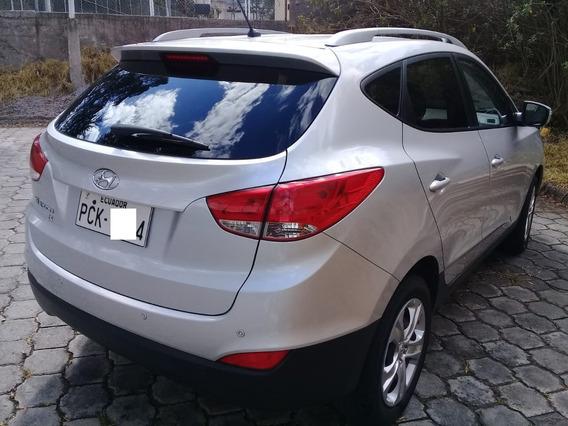Hyundai Tucson 2015 Recorrido: 36.000 Km
