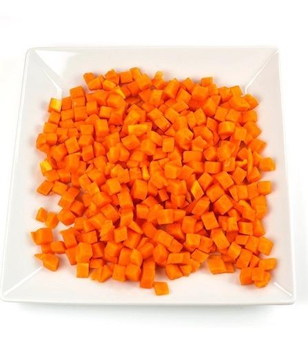 Imagen 1 de 3 de Zanahoria Deshidratada En Trozos X 500gr - Producto Nacional
