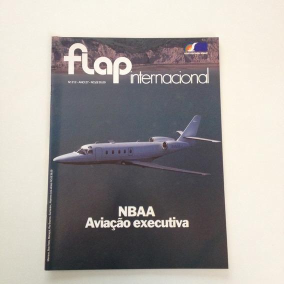 Revista Flap Internacional Nbaa Aviação Executiva N°212 F140