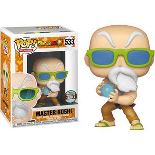 Funko Pop Master Roshi 533 Dragon Ball Z Baloo Toys