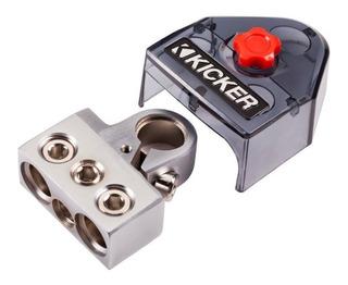 Kicker Bt4 Terminal De Batería Competencia Positiva/negativa