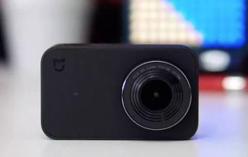 Câmera Action Xiaomi Mijia 4k (com Caixa Estanque)