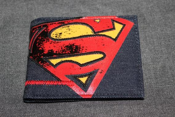 Cartera Bioworld Superman Dc Comics Estilo 2